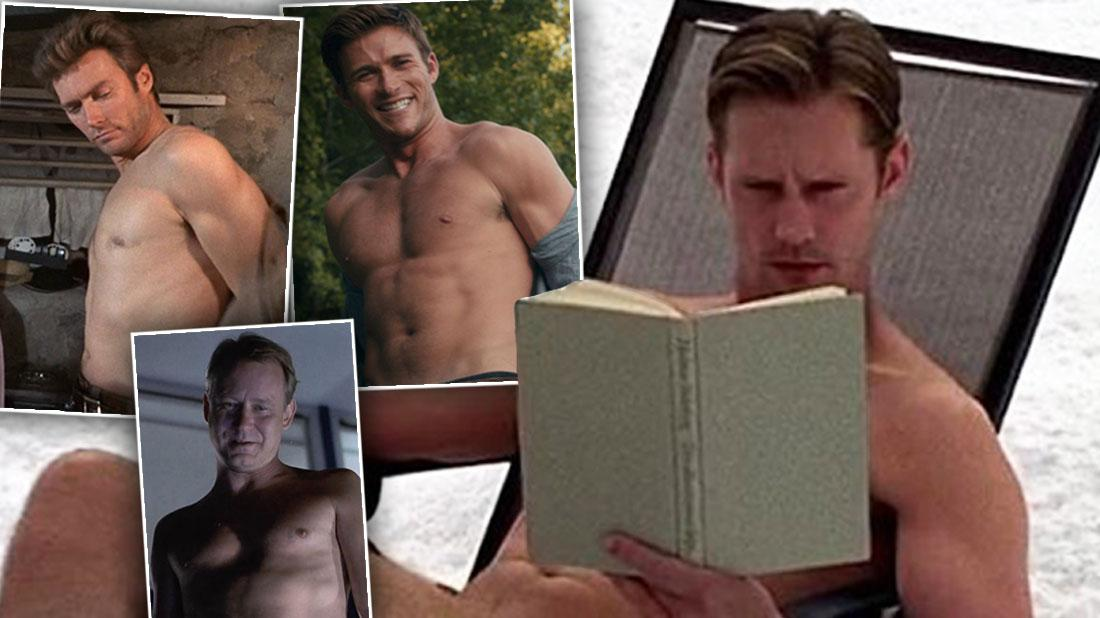 Hottest Dad & Sons Duos Who Stripped Down Onscreen