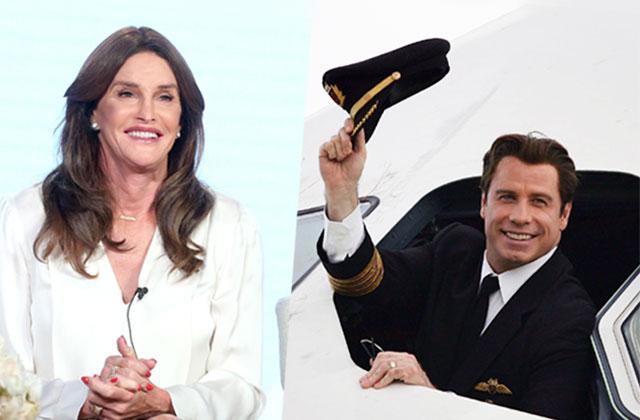 Caitlyn Jenner John Travolta Friendship
