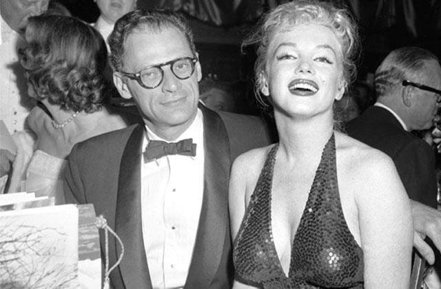 //Marilyn Monroe Arthur Miller Blames Government Probe For Miscarriage pp