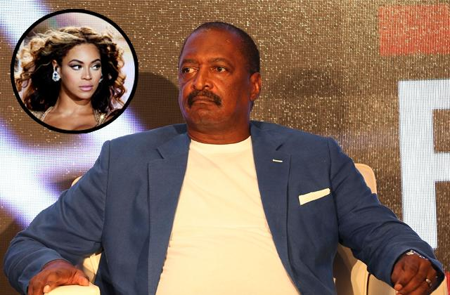 Matthew Knowles Has Still Not Seen Beyonce's Twins In Person