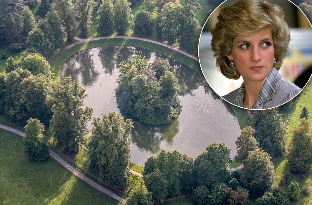 //princess diana grave site empty real location pp