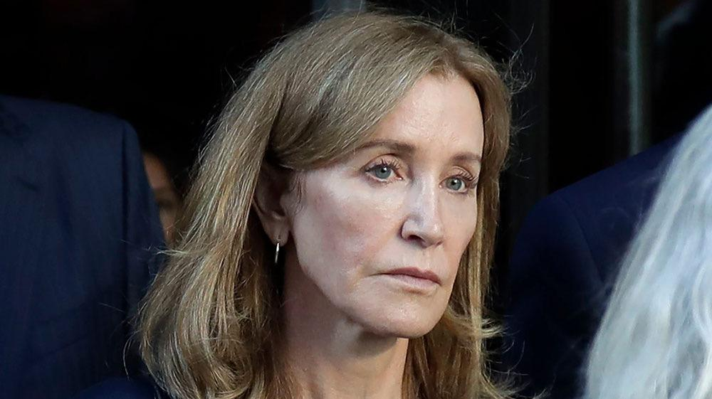 Felicity Huffman Asks For Her Passport Back Following Involvement in College Admissions Scandal