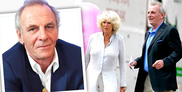 //camilla parker bowles mark shand fighting life new york head injury royal prince phillip  wide