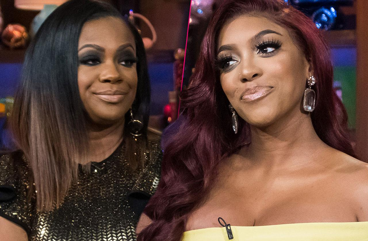 'RHOA' Recap – Porsha Williams Fights With Kandi Burruss