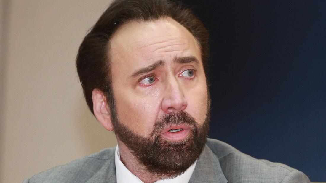 Nicolas Cage's Ex Demands Divorce & Spousal Support After 4-Day Marriage