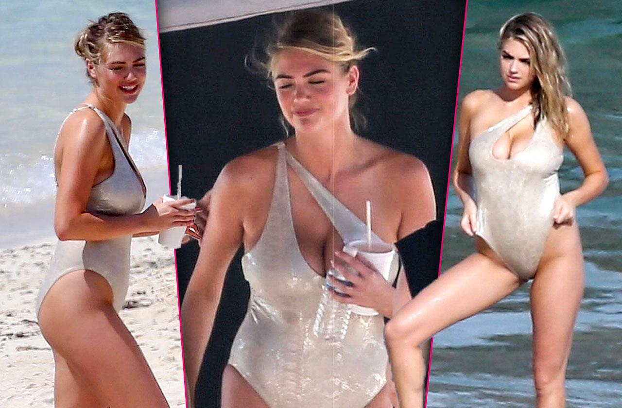 kate upton nude swimsuit camel toe bare butt wedgie