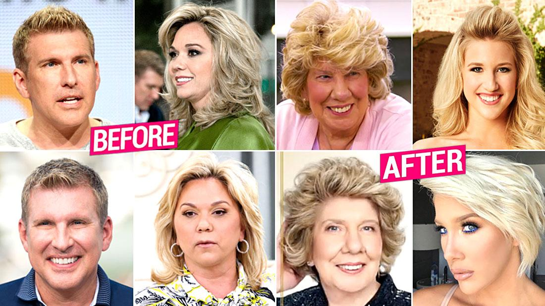 Chrisley Knows Best Star's Plastic Surgery Makeover Exposed