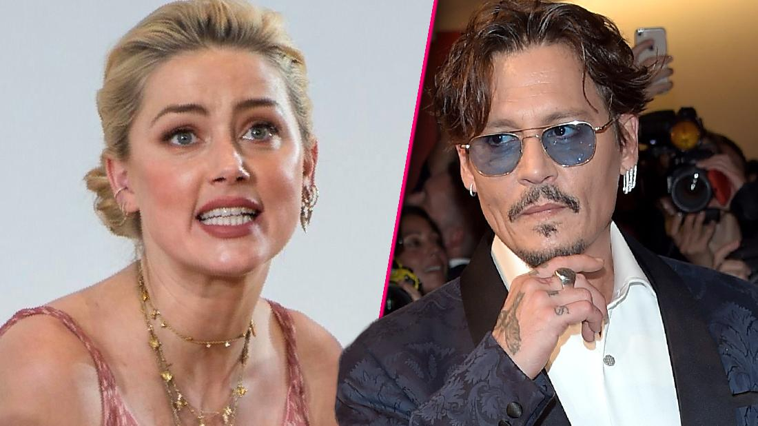 Johnny Depp Claims Amber Heard Tried Blackmail